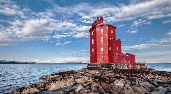 phare en norvege