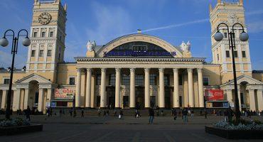Euro 2012 : Kharkov, l'orient de l'Europe (6/8)