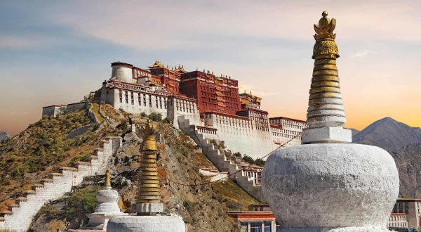 visiter lhassa au tibet