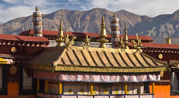 visiter le temple de Jokhang au tibet