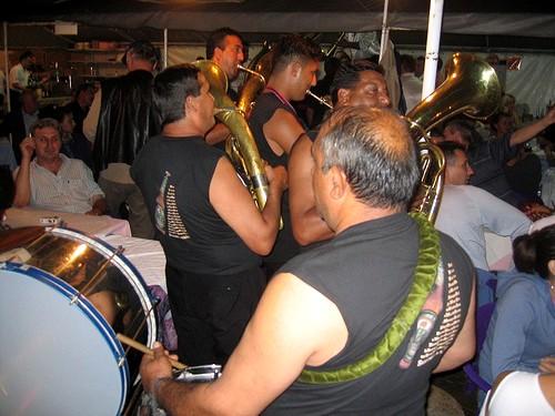 Les trompettes de Guca