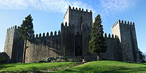 Guimaraes-chateau