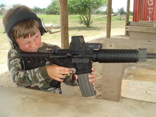 Gun-Store-enfant