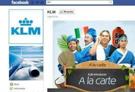 Voyagez en bonne compagnie avec KLM