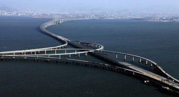 Qingdao Haiwan : le pont le plus long du monde