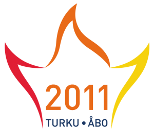 Logo officiel de Turku 2011