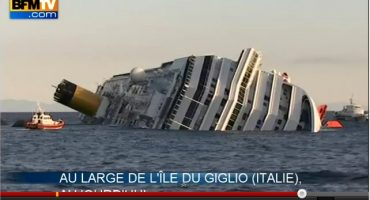 Costa Concordia : l'histoire d'un naufrage