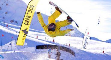 Les meilleurs snowparks en France