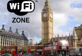 Wi-Fi : Londres, la capitale la plus branchée