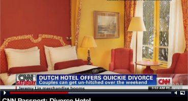 Un hôtel pour divorcer en 48h montre en main