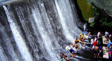 Philippines : au resto les pieds dans l'eau !