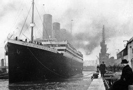 Un Australien va faire construire le Titanic II !