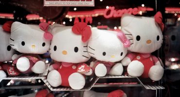 Hello Kitty aura son propre avion !