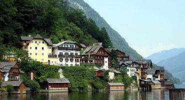 Un village autrichien cloné en Chine