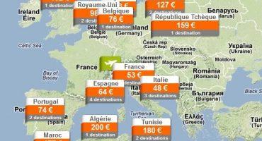 Les tendances voyage de l'été 2012