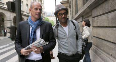 Yannick Noah et Guy Forget se sont fait peur en avion