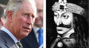 Le prince Charles descend de Dracula !