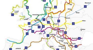 Partez à la conquête de l'Europe ! … à bicycletteeeeeee