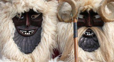 Carnavals en Hongrie et en Slovénie : gare aux monstres !