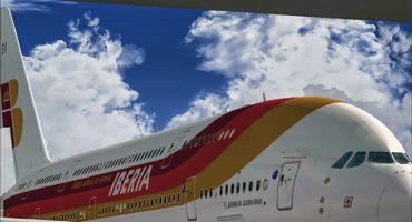 Iberia : plus de 1.000 vols annulés jusqu'à vendredi
