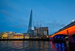 The Shard, le plus haut building de Grande-Bretagne maintenant ouvert au public