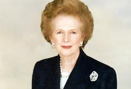 Thatcher : Miss Maggie aura son musée à Londres