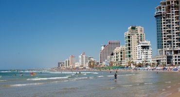 Diaporama : plage, soleil, fête et culture à Tel Aviv