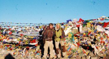 Photos de voyage : Nico le Mongol, Nico le Sherpa (2/2)