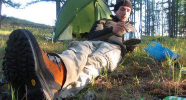 Photos de voyage : Nico le Mongol, Nico le Sherpa (1/2)