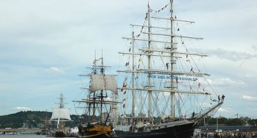 L'Armada de Rouen approche… approche…