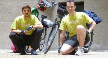 De Budapest à Belgrade à bicyclette, le périple de Romain et Julien