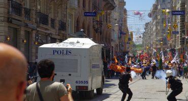 La place Taksim : épicentre de la contestation en Turquie