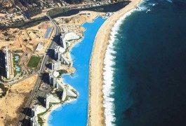 La plus grande piscine du monde, vous connaissez ?