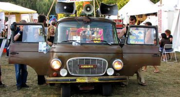 TOP 5 des festivals de musique en Europe de l'Est