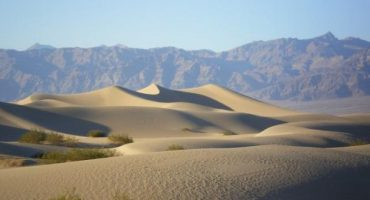 Death Valley : la tentation du Diable