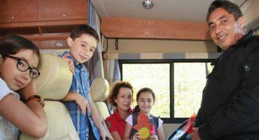 TOUR DU MONDE – 5 ans et 5 continents pour «offrir le monde à nos enfants»
