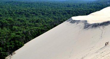 Dune du Pilat : une montagne de sable au-dessus des landes et de l'Atlantique
