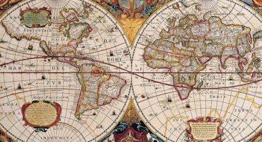 Pouvez-vous montrer sur une carte où vous étiez en vacances ?