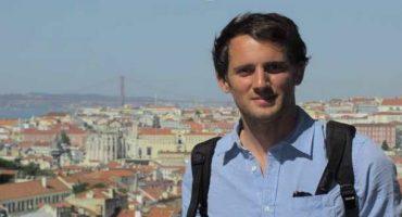 Raphaël de Casabianca, nouveau présentateur d'« Échappées Belles »