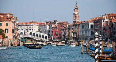 À Venise, la circulation sur le Grand Canal va être régulée