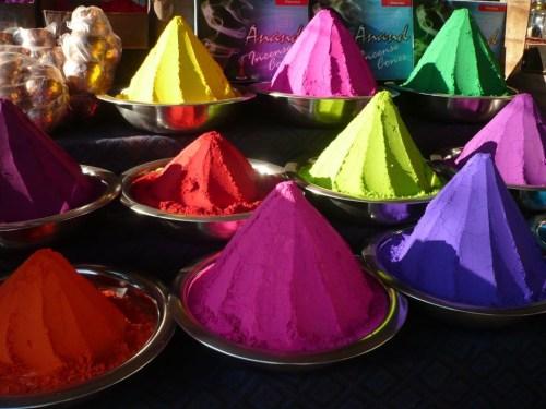 L'Inde et ses mille couleurs ont séduit Amélie