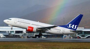 SAS Scandinavian Airlines débarque à Montpellier