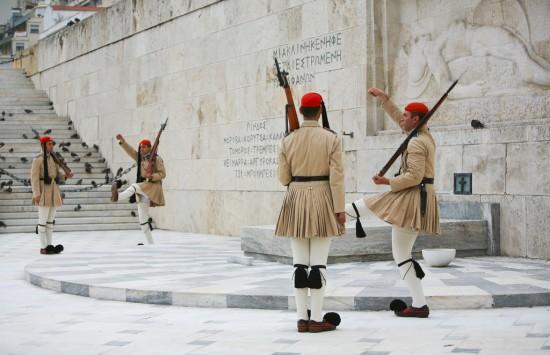 athenes-gardes
