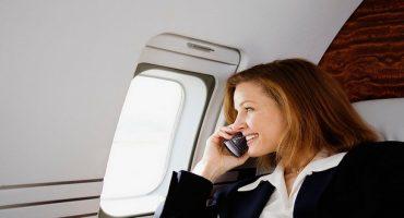 Téléphoner en avion, une fausse bonne idée ?