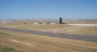 Aéroport espagnol à vendre