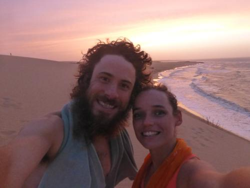 Seb et Mado plage