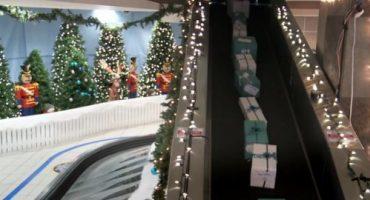 Le fabuleux Noël de la compagnie WestJet