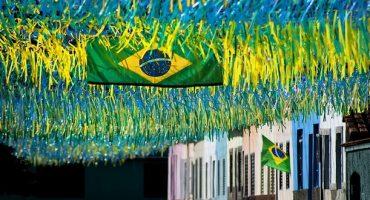 Brésil 2014 : visitez les villes où jouera l'équipe de France