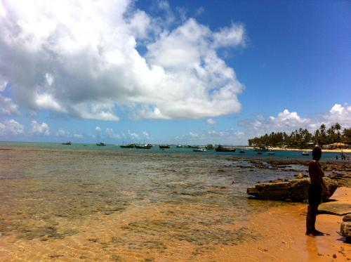 Praia Do Forte au nord de Salvador