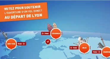 A Lyon, les usagers peuvent voter pour la destination de leur choix